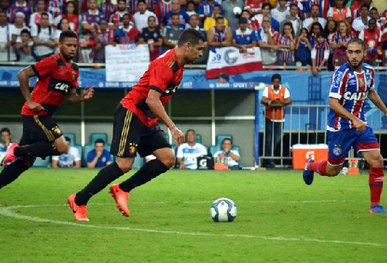 Nordestão 2017, final: Bahia 1 x 0 Sport. Foto: Romildo de  Jesus/Futura Press/Estadão conteúdo