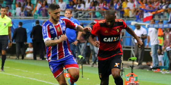 Nordestão 2017, final: Bahia 1 x 0 Sport. Foto: Williams Aguiar/Sport Club do Recife