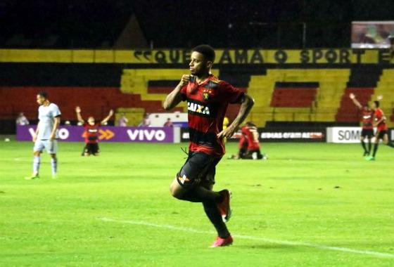 Série A 2017, 3ª rodada: Sport 4 x 3 Grêmio. Foto: Williams Aguiar/Sport Club do Recife