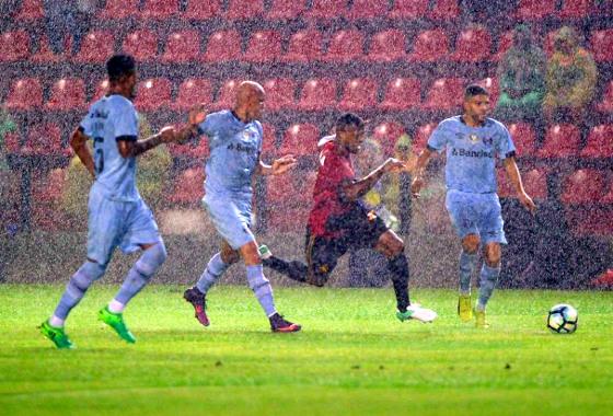 Série A 2017, 3ª rodada: Sport 4 x 3 Grêmio. Foto: Peu Ricardo/DP
