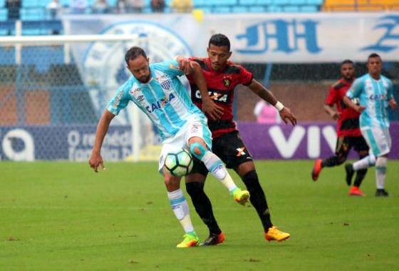 Série a 2017, 4ª rodada: Avaí 1x0 Sport. Foto: Jamira Furlani/Avaí F.C.