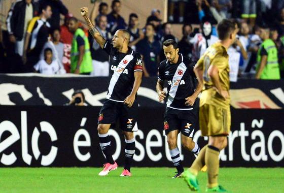 Série A 2017, 6ª rodada: Vasco x Sport. Foto: Celso Pupo/Foto Arena/Estadão conteúdo