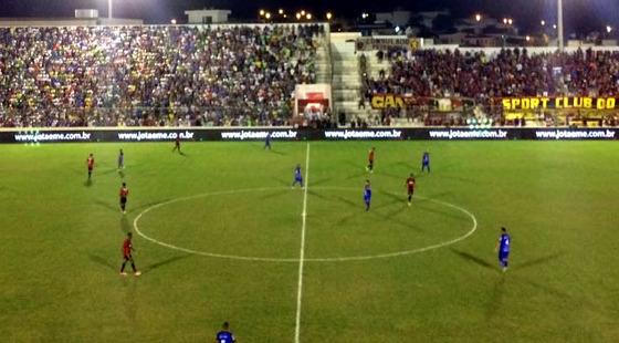 Pernambucano 2017, final: Salgueiro 0 x 1 Sport. Foto: Yuri de Lira/DP