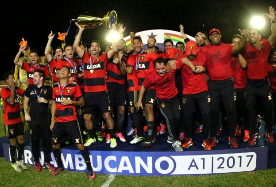 Pernambucano 2017, final: Salgueiro 0 x 1 Sport. Foto: Williams Aguiar/Sport Club do Recife