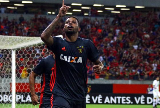 Série A 2017, 13ª rodada: Sport 3 x 0 Chapecoense. Foto: Williams Aguiar/Sport Club do Recife