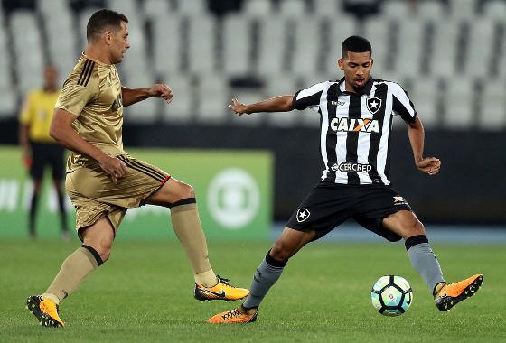 Série A 2017, 14ª rodada: Sport 2 x 1 Botafogo. Foto: Botafogo/twitter (@BotafogoOficial)