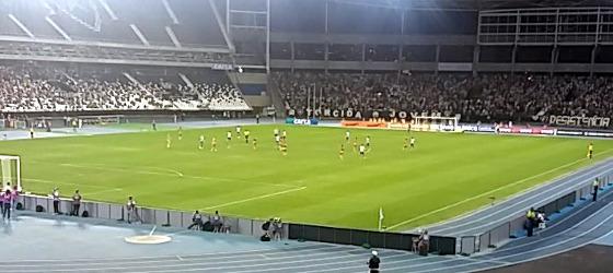 Série A 2017, 14ª rodada: Sport 2 x 1 Botafogo. Foto: Rafael Teixeira/twitter (@rafaelwteixeira)
