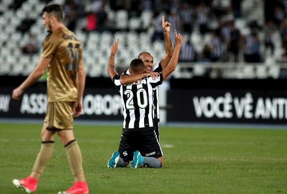 Série A 2017, 14ª rodada: Sport 2 x 1 Botafogo. Foto: Luciano Belford/AGIF/Estadão conteúdo