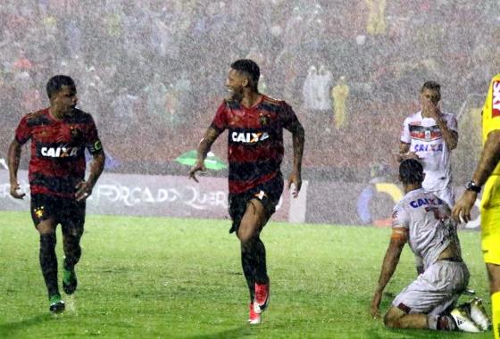 Série A 2017, 15ª rodada: Sport 4 x 0 Atlético-GO. Foto:  Williams Aguiar/Sport Club do Recife