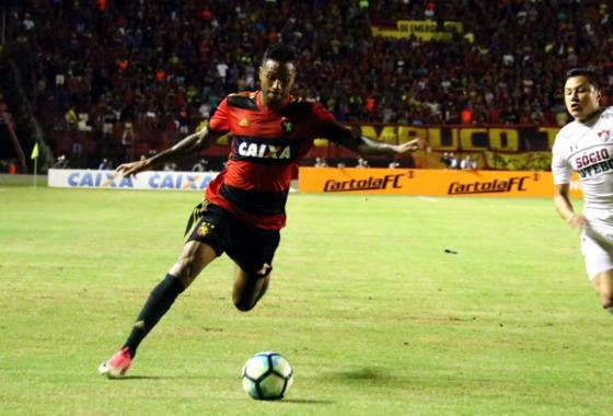 Série A 2017, 18ª rodada: Sport 2 x 2 Fluminense. Foto: Williams Aguiar/Sport Club do Recife