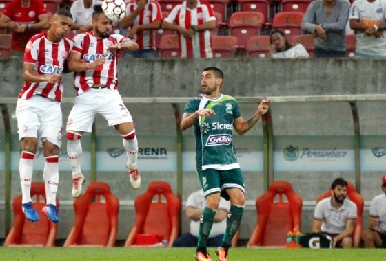 Série B 2017, 19ª rodada: Náutico 1 x 0 Luverdense. Foto: Ricardo Fernandes/DP