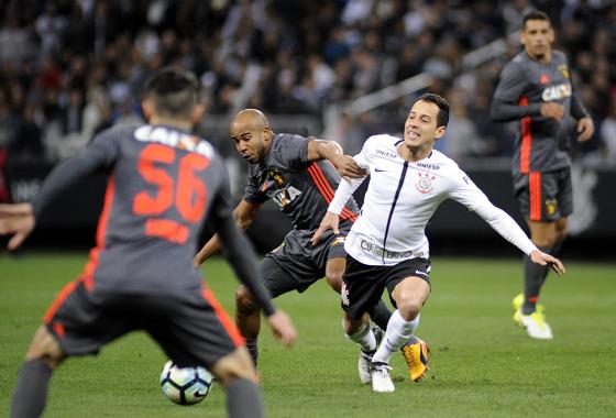 Série A 2017, 19ª rodada: Corinthians 3 x 0 Sport. Foto: Alan Morici/Estadão conteúdo