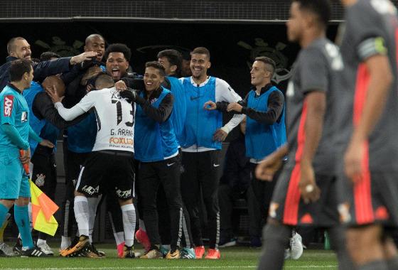 Série A 2017, 19ª rodada: Corinthians 3 x 0 Sport. Foto: Daniel Augusto Jr/Agência Corinthians