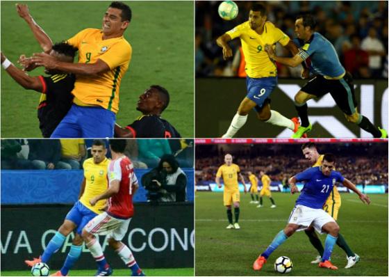 Você gostou da lista de Tite — Seleção brasileira