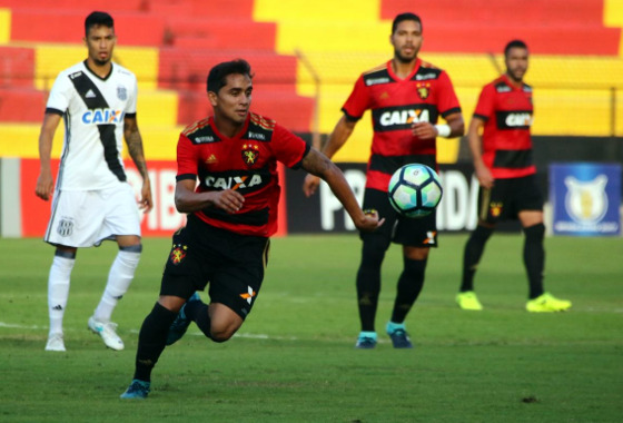 Série A 2017, 20ª rodada: Sport 0 x 0 Ponte Preta. Foto: Williams Aguiar/Sport Club do Recife