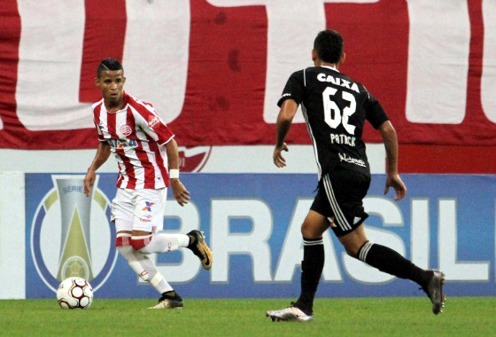 Série B 2017, 21ª rodada: Náutico 2 x 0 Figueirense. Foto: Paulo Paiva/DP