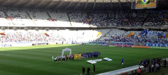 Série A 2017, 21ª rodada: Cruzeiro x Sport. Foto: Sport/twitter (@sportrecife)