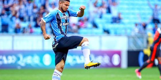 Série A 2017, 22ª rodada: Grêmio 5x0 Sport. Foto: Lucas Uebel/Grêmio FBPA