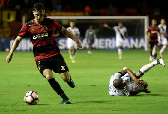 Copa Sul-Americana 2017, oitavas: Sport 3 x 1 Ponte Preta. Foto: Conmebol/twitter (@conmebol)