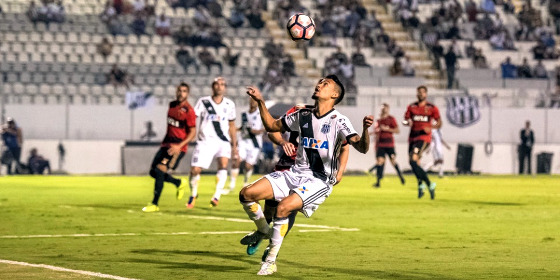 Sul-Americana 2017, oitavas de final: Ponte Preta 1 x 0 Sport. Foto: Fábio Leoni/Ponte Press