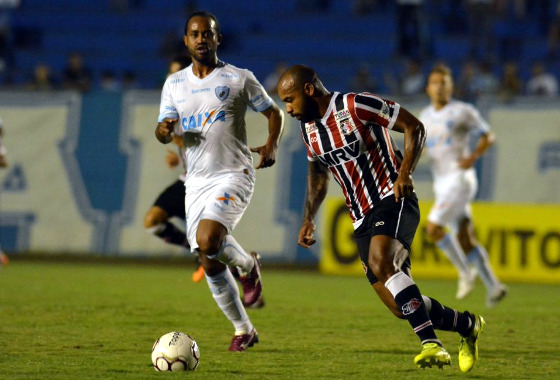 Série B 2017, 25ª rodada: Londrina 1 x 1 Santa Cruz. Foto: Gustavo Oliveira/Londrina Esporte Clube
