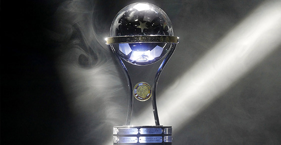 A Copa Sul-Americana. Foto: Conmebol/site oficial