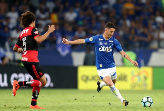 Copa do Brasil 2017, final: Cruzeiro x Flamengo. Foto: Lucas Figueiredo/CBF