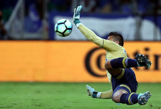 Copa do Brasil 2017, final: Cruzeiro (5) 0 x 0 (3) Flamengo. Foto: Lucas Figueiredo/CBF