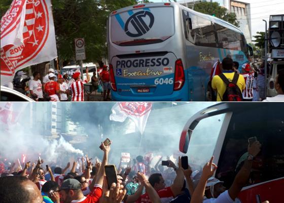 Náutico vs Boa (30/09/2017) e Náutico vs Inter (23/09/2017). Fotos: João de Andrade Neto/DP