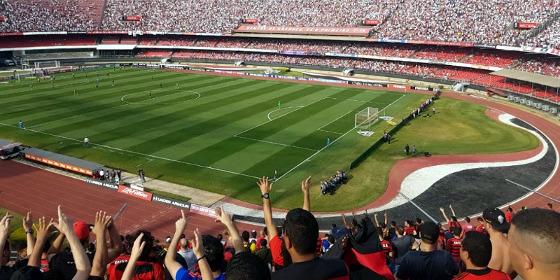 Série A 2017, 26ª rodada: São Paulo 1 x 0 Sport. Foto: Fred Figueiroa/DP