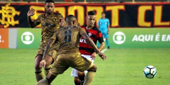 Série A 2017, 27ª rodada: Vitória 1 x 2 Sport. Foto: Mauricia da Mata/E. C. Vitória
