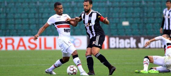Série B 2017, 29ª rodada: Figueirense 2 x 1 Santa Cruz. Foto: Luiz Henrique/Figueirense