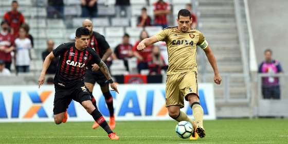 Série A 2017, 30ª rodada: Atlético-PR 2 x 1 Sport. Foto: Fabio Wosniak/Atlético Paranaense