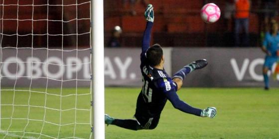 Série A 2017, 31ª rodada: Sport 3 x 4 Coritiba. Foto: Ricardo Fernandes/DP