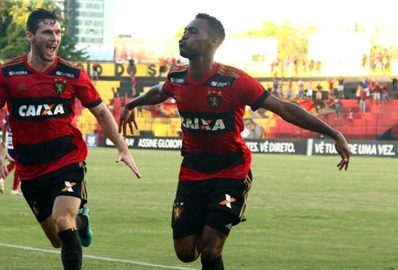 Série A 2017, 36ª rodada: Sport 1 x 0 Bahia. Foto: Williams Aguiar/Sport Club do Recife