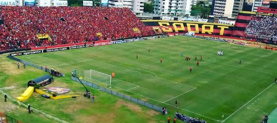 Série A 2017, 38ª rodada: Sport 1 x 0 Corinthians. Foto: FPF/instagram
