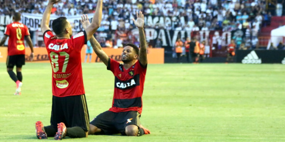 Série A 2017, 38ª rodada: Sport 1 x 0 Corinthians. Foto: Williams Aguiar/Sport Club do Recife