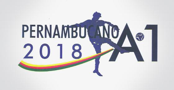 Logo oficial do Campeonato Pernambucano de 2018. Crédito: FPF/reprodução