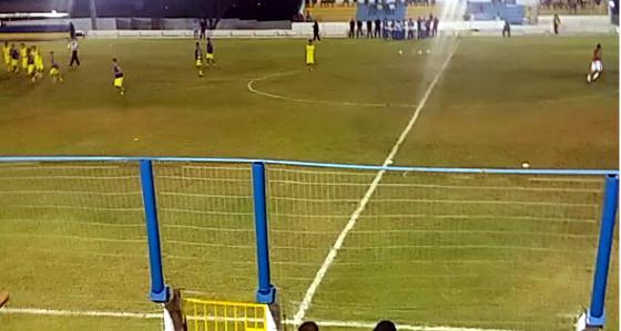 Estádio Joaquim de Brito, em Pesqueira. Crédito: Pesqueira/instagram