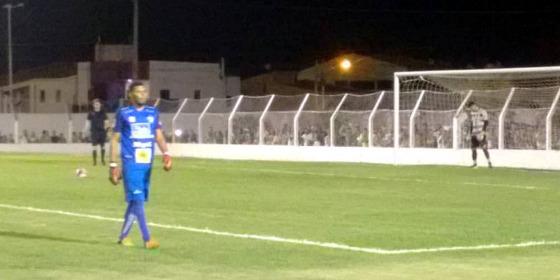 ca7ced4953 Taça Aderval Viana 2018  Afogados (2) 1 x 1 (4) Salgueiro