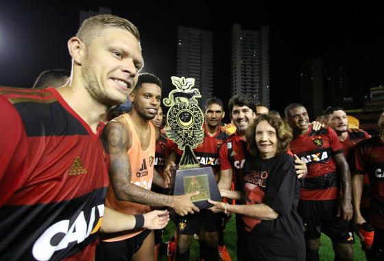 Taça Ariano Suassuna 2018: Sport 2 x 0 Atlético Tucumán. Foto: Williams Aguiar/Sport Club do Recife