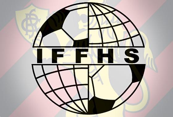 Sport no Ranking da IFFHS. Arte: Cassio Zirpoli/DP