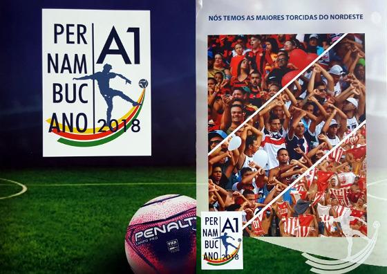 Capa do plano comercial do Pernambucano 2017. Crédito: reprodução