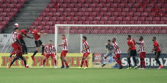 Pernambucano 2018, 3ª rodada: Náutico x Sport. Foto: Roberto Ramos/DP