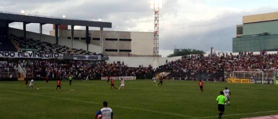Pernambucano 2018, 4ª rodada: Central 0 x 0 Flamengo de Arcoverde. Foto: Central/instagram (@centraldecaruaru)