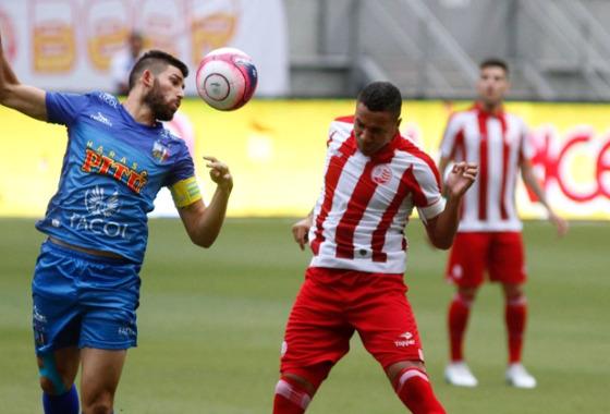 Pernambucano 2018, 4ª rodada: Vitória x Náutico. Foto: Ricardo Fernandes/DP