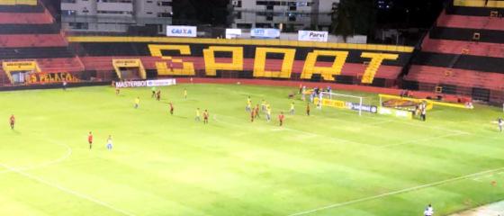 Pernambucano 2018, 4ª rodada: Sport 2 x 0 Pesqueira. Foto: Lindainês Santos/divulgação
