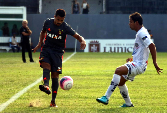 Pernambucano 2018, 5ª rodada: Central x Sport. Foto: Williams Aguiar/Sport Club do Recife