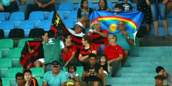 Copa do Brasil 2018, 1ª fase: Santos-AP 1 x 2 Sport. Foto: Williams Aguiar/Sport Club do Recife