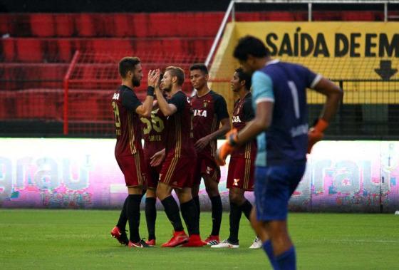 Pernambucano 2018, 7ª rodada: Sport 2 x 0 América. Foto: Peu Ricardo/DP